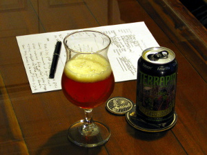 Hopsecutioner - Terrapin Beer Co.