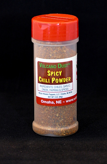 Volcano Dust Spicy Chili Powder