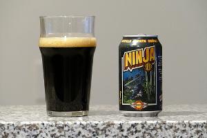 Ninja Porter – Asheville Brewing Company
